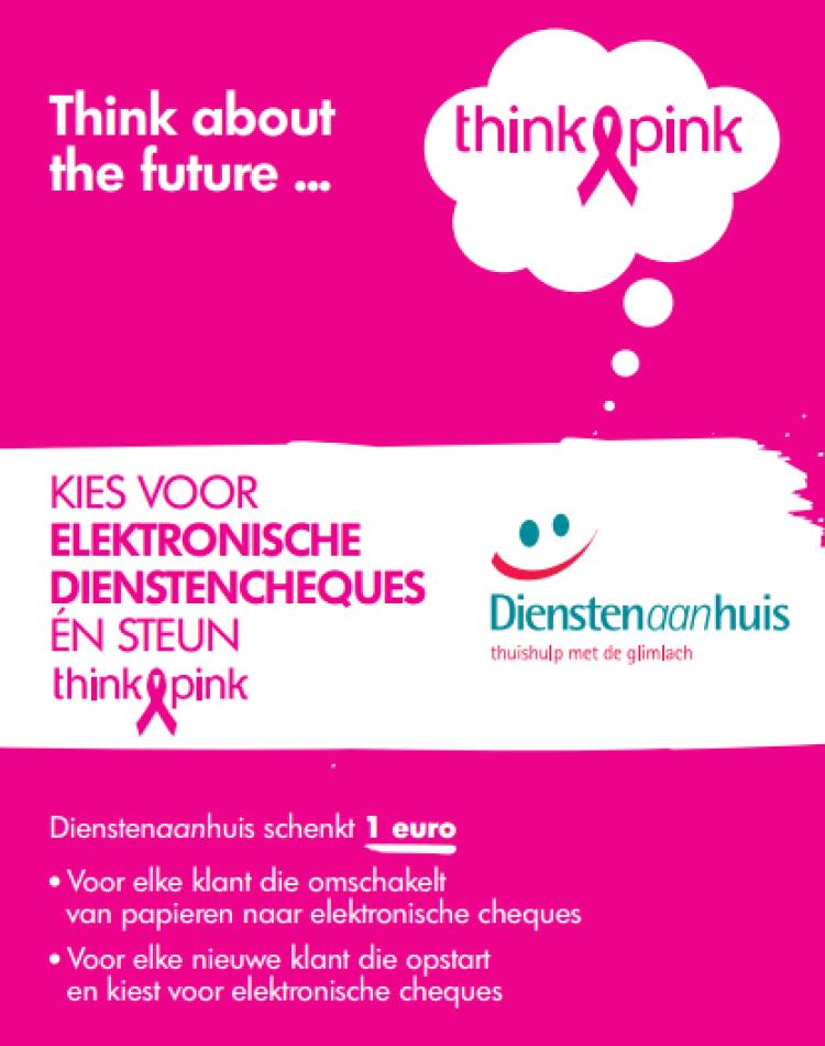 ThinkPink logo